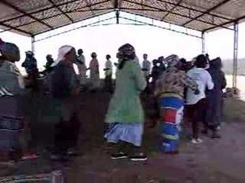 Swazi Women Praising the Lord