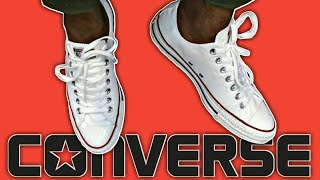 Converse Chuck Taylor White Sneaker Overview In Hindi | 2k Subscriber Special !