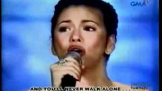 Gambar cover You Will Never Walk Alone - Liverpool FC- Anthem by Regine Velasquez