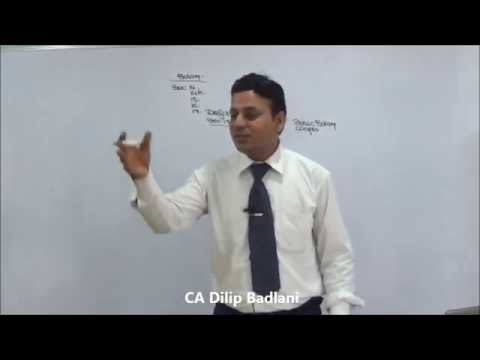 Income Tax : AY 17-18 : Salary : Lecture 2