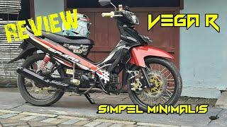 Review Modifikasi Vega R Simpel Minimalis Ala Ala Motor Thailand Vegamodifikasi