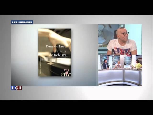 Gérard Collard parle de La Fille de Debussy sur LCI