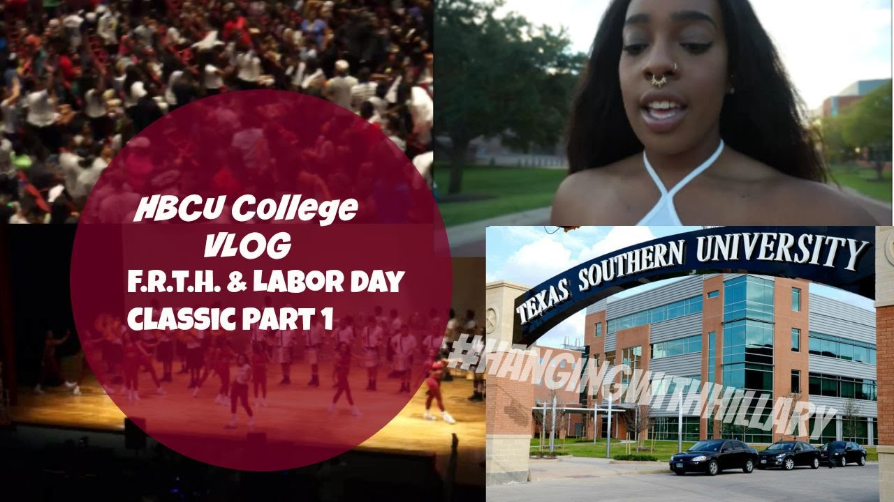 Download HBCU College VLOG F.R.T. H. & Labor Day Classic Part 1