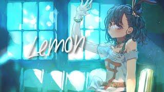 【歌ってみた】lemon / 米津玄師【Kotone(天神子兎音)cover】
