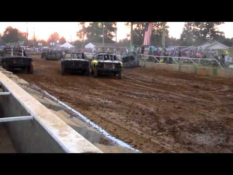 adair county 2014 big car heat 1