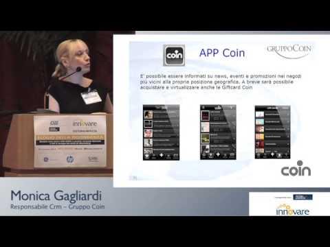 Monica Gagliardi, Gruppo Coin - Elogio della Ridondanza Milano 2012