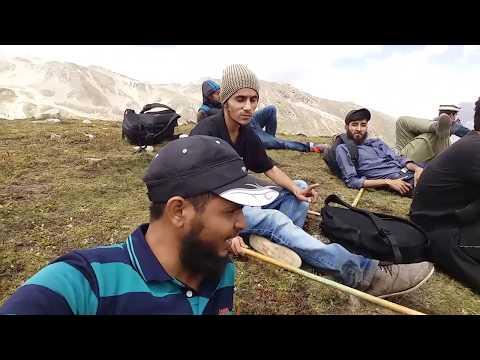 Trekking - Saif ul Mulook lake (jheel) to Ansoo lake (jheel) - Pakistan - HD Quality - August 2017