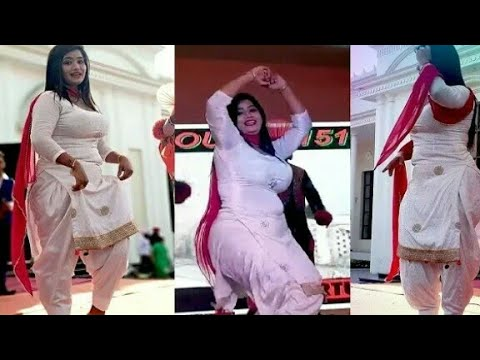 Mandy Grewal Best Dance Performance In Punjab