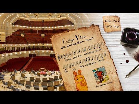 Lieder und Geschichten mit der Maus, Folge 4: Wir entdecken Musik