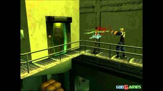 Carrier - Gameplay Dreamcast HD 720P