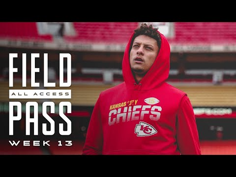 Chiefs Vs. Raiders Week 13 Preview   Field Pass
