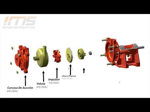 Bomba Centrifuga De Pulpa thumbnail