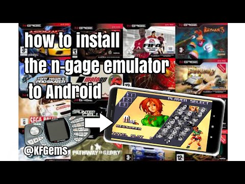 EMULATOR N GAGE ANDROID
