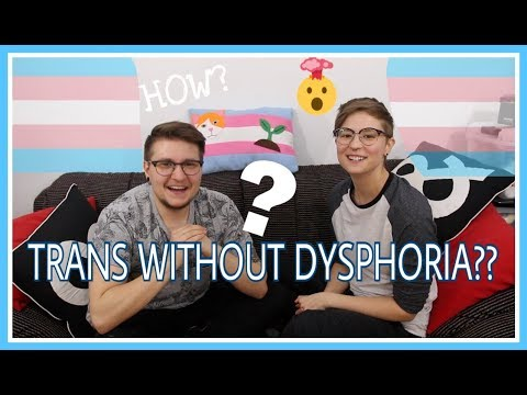 Gender Dysphoria vs EUPHORIA, ft. Ash Hardell!!