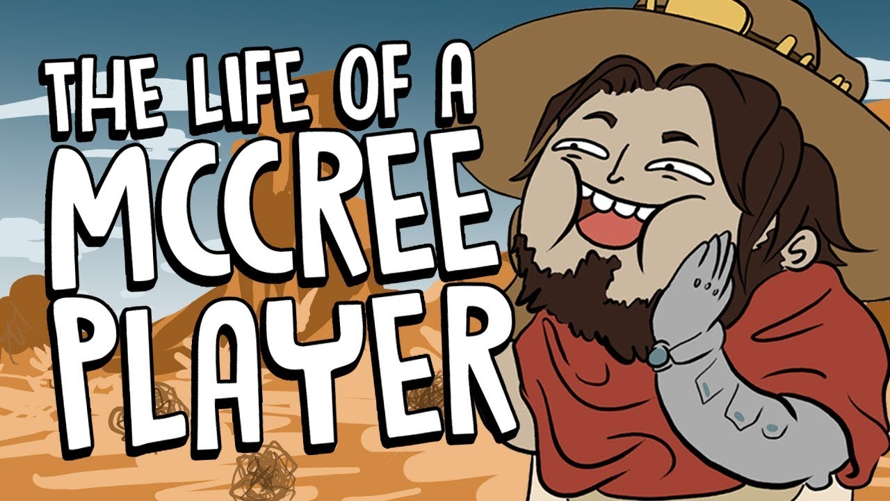Download The life of a MCCREE player