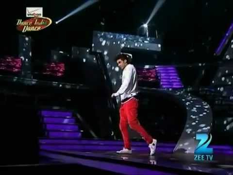 Crocroach - Dil Kyun Ye Mera - HD (Dance India Dance -3) - Feb 12th 2012.flv
