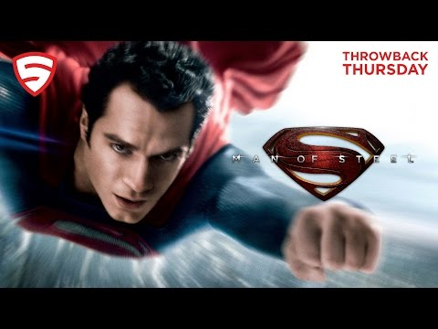 Man of Steel (2013) Review - Throwback Thursday
