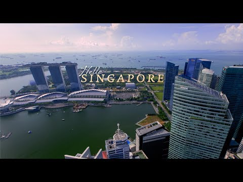 Hello Singapore | Time-Lapse Flow Motion - 4K