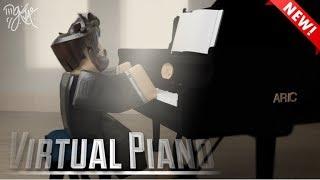 Roblox-Virtual Piano