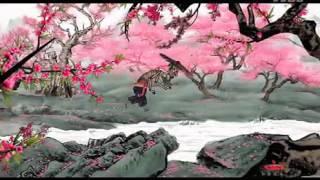 The xanadu,中国水墨《桃花源记》!Ink Animation