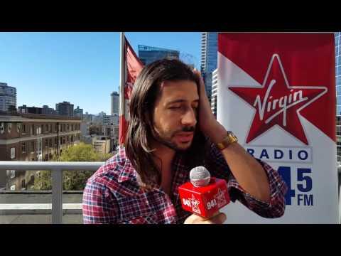 NASRI from MAGIC! Interview at 94.5 Virgin Radio