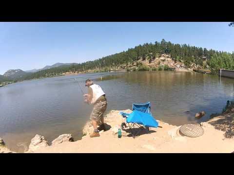 Fishing Frenzy Evergreen Lake