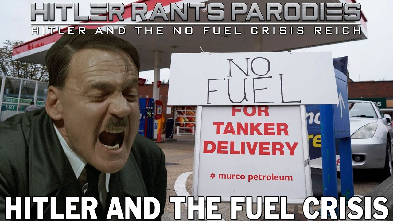 Hitler and the fuel crisis