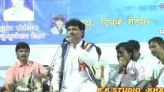 BHIM GEETANACHA JANGI SAMNA (Anirudh Shewale VS Kiran Patankar).mpg