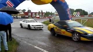 EEDC driftin video 2011 #3 | Kaunas, Kačerginė, LT(Drift video - EEDC 2011 #3 | Kaunas, Kačerginė, LT Various raw video footage from city parade and track drifting east europe drifting championship ..., 2011-07-03T22:35:11.000Z)