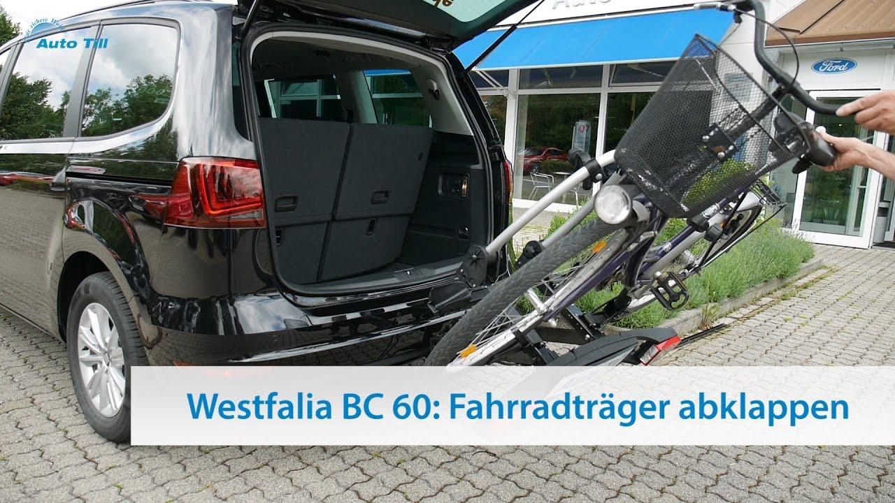 Abklapp-Mechanismus für Zugang zum Kofferraum beim Westfalia ...