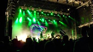Turbonegro - The Blizzard Of Flames & Back To Dungaree High (Tons Of Rock, 20.06.14)