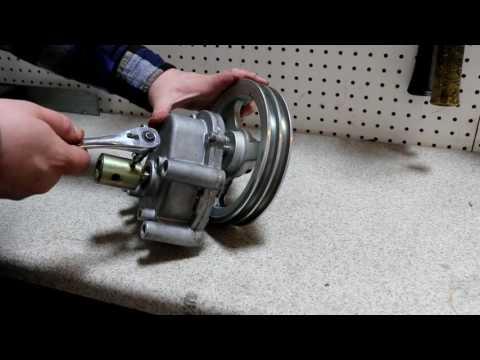 Taylor Frozen Yogurt Machines - How To Change A Hex Coupler