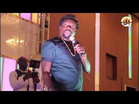 KLINT DA DRUNK LIVE IN CAMEROON PT 1 (Comedy)