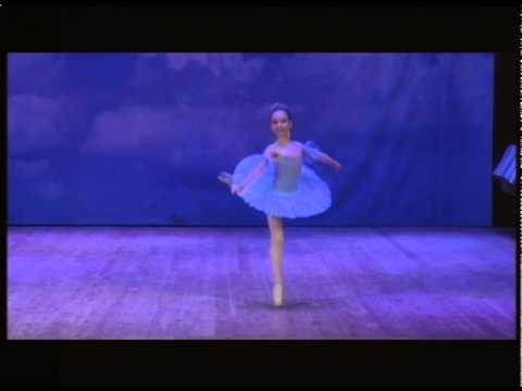 П.Чайковский - Вариация принцессы Флорины (балет Спящая красавица)