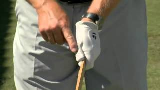 Golf Grip: A Grip Drill to Help Ensure a Square Clubface