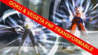 DB XV MOD : ★ Goku & Vegeta Saiyan Beyond God ★