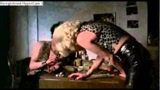 Ein video über die sex pistols , Nancy gestorben 1978 Sid gestorben 1979 an Heroin