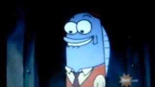 Spongebob gets bags for his bags of gay porn!