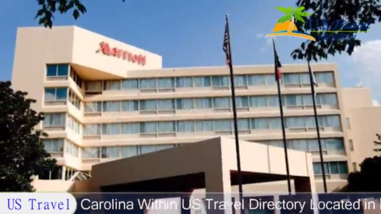 Marriott At Research Triangle Park Durham Hotels North Carolina