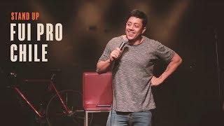 Renato Albani - O dia que eu fui pro Chile