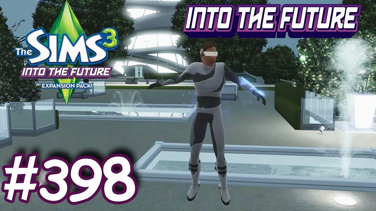 Die Sims 3 Into The Future 398 Das Quantum Power Pack