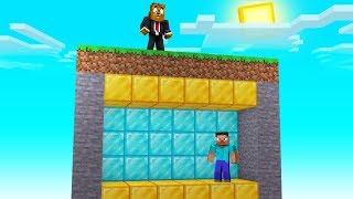 2 Noobs Automate A Minecraft Skyblock Island   JeromeASF