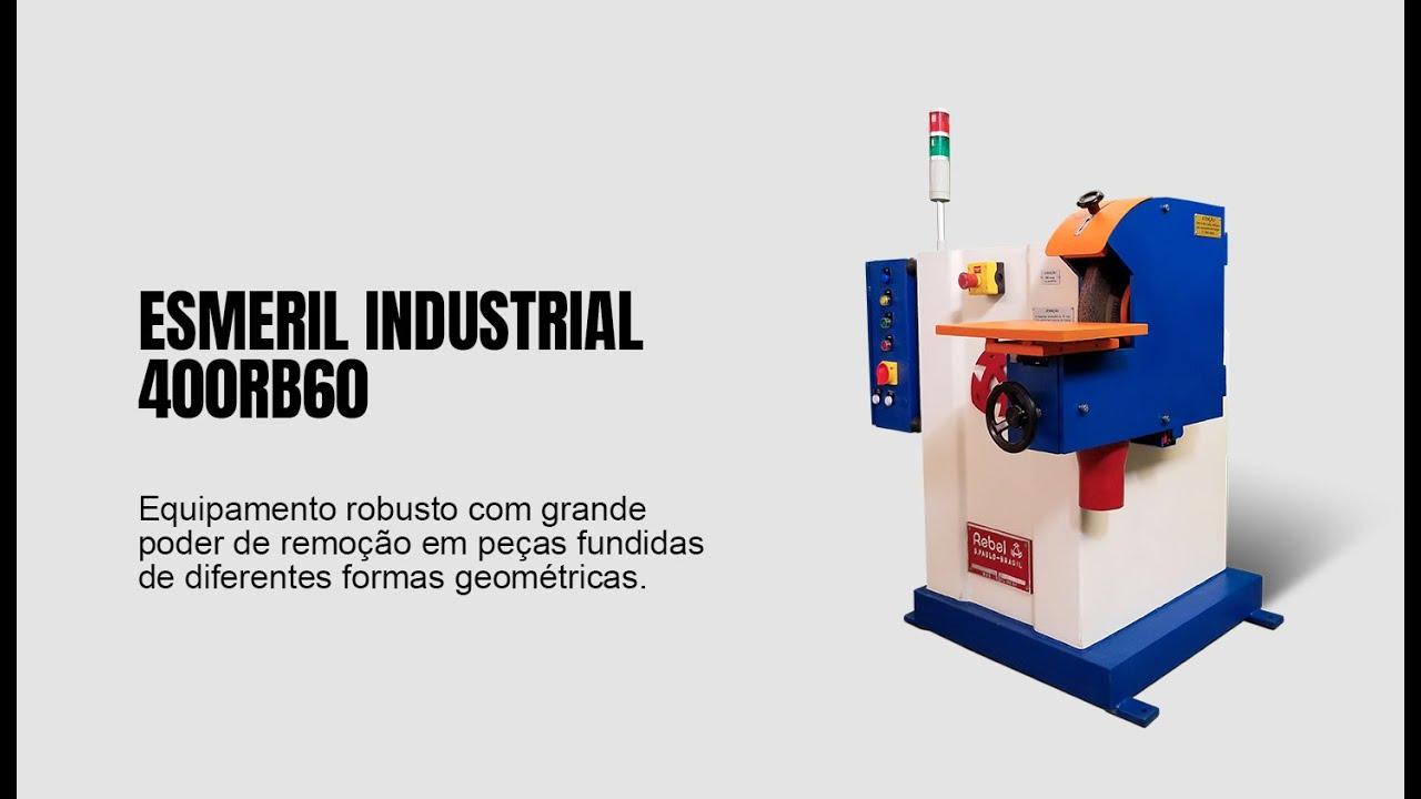 Esmeril Industrial 400RB60 | Rebel