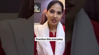Practice this everyday for Inner Peace   Jaya Kishori