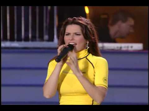 Shania Twain - Honey, I`m home [Up! Live in Chicago 3 of 22].flv