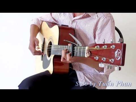 Em của ngày hôm qua (Sơn Tùng M-TP) - guitar solo - slow verson