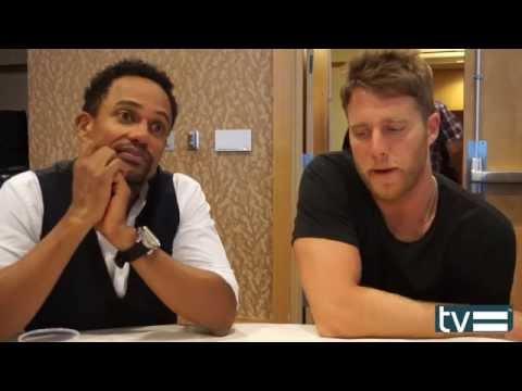 Jake McDorman & Hill Harper Interview - Limitless streaming vf
