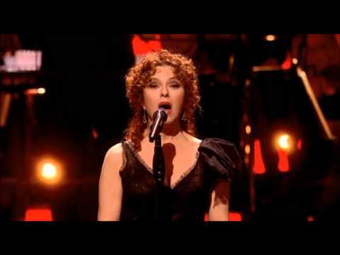 Bernadette Peters singing Losing my mind, 2014 Olivier awards HD