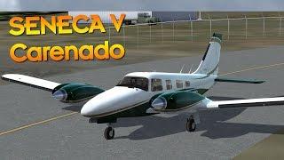 Carenado PA34 Seneca V First Look - Prepar3d v2.2