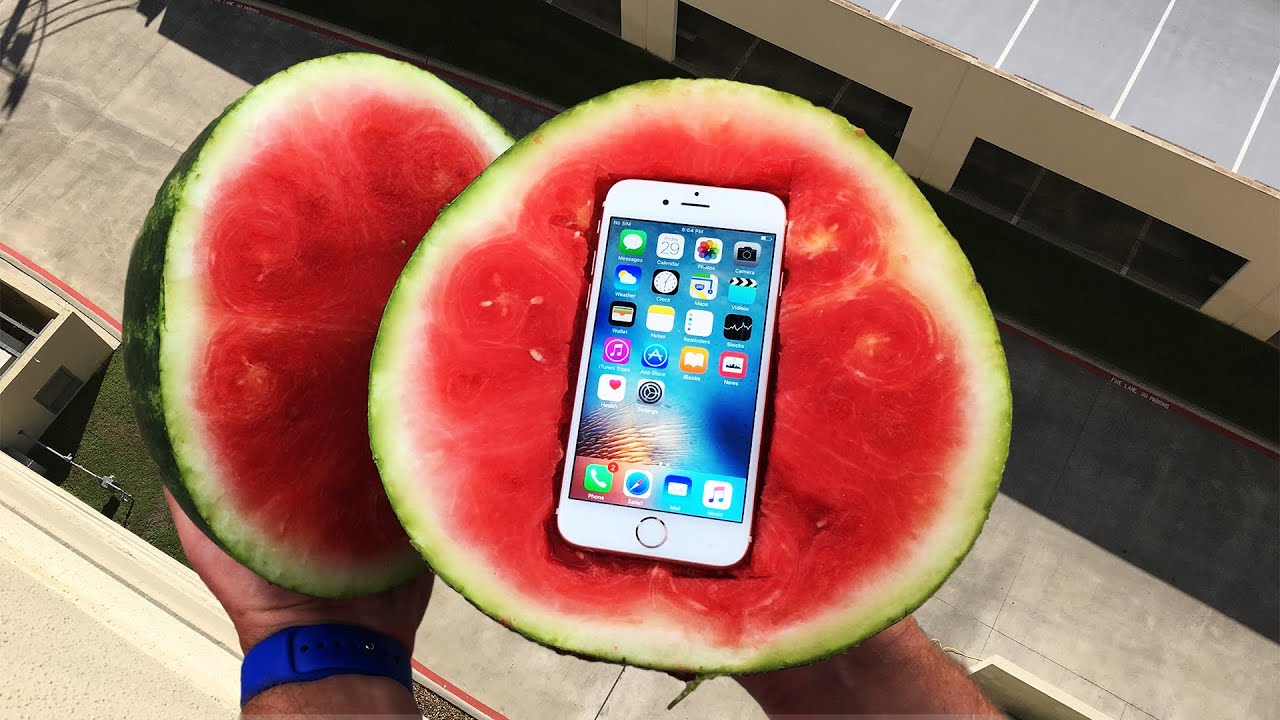 how to upload photos from iphone to pc can a watermelon protect iphone 6s from 100 ft drop test 21176